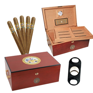 ARMY MILITARY CIGARS & HUMIDORS