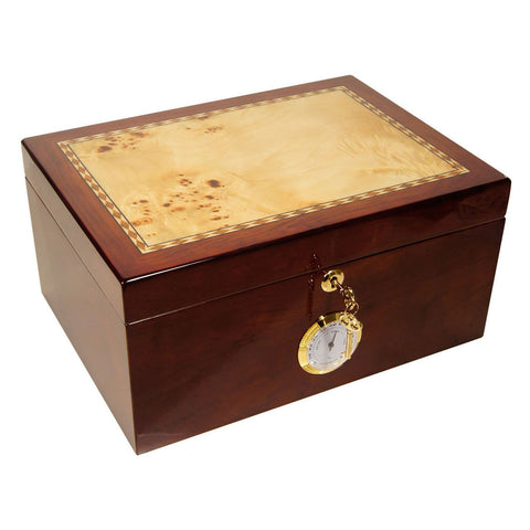 Image of Cuban Crafters Cuban Culture Cigar Humidors for 100 Cigars