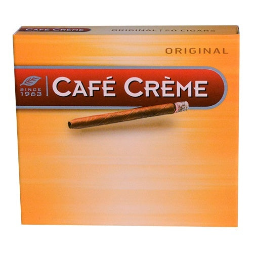 Cafe Creme 25 X 3 Mini Cigar - Cigar boulevard