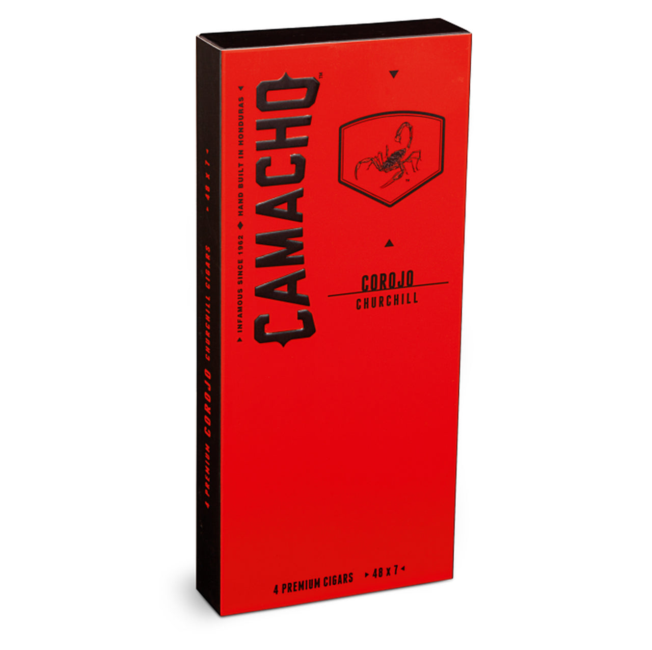 CAMACHO COROJO (Pack and Box cigars)