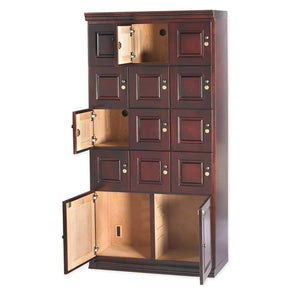 Cabinet Cigar Humidor CIGAR LOCKER for 5000 cigars - Free Shipping