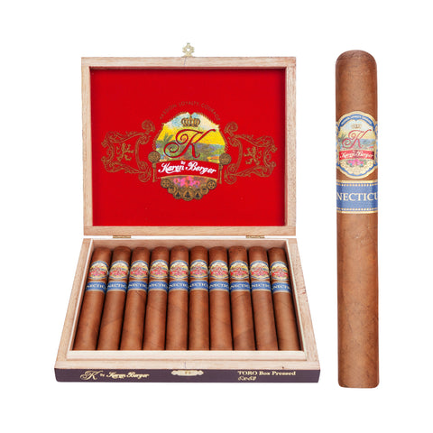 Image of Boxes and Packs cigars
