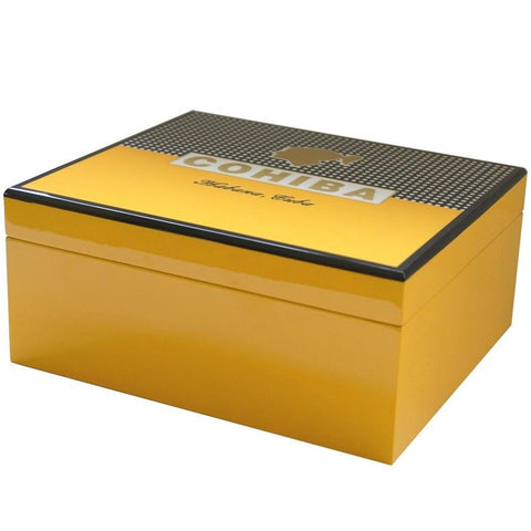 Image of Cigar Humidor Cuban COHIBA for 50 cigars