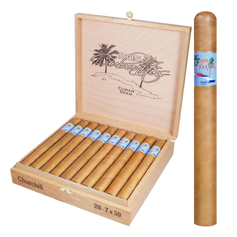Dos Cubanitos ¨BOX and PACK¨