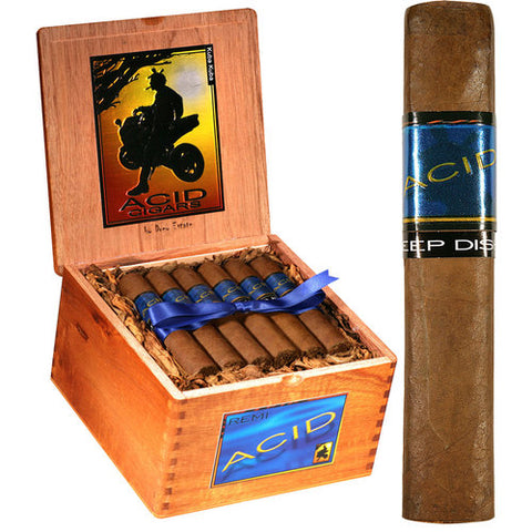 ACID BLUE REMI (Box, Pack and Single Cigars) - Cigar boulevard