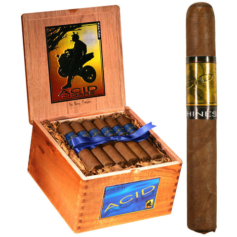Image of ACID YELLOW HOLISTICS (Pack and Box Cigars) - Cigar boulevard