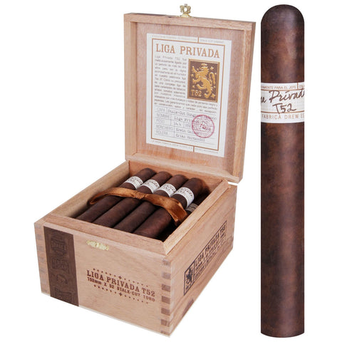 LIGA PRIVADA T 52 (Box cigars)