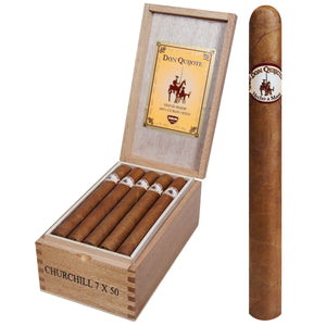 Don Quijote cigars Box of 20 - Cigar boulevard