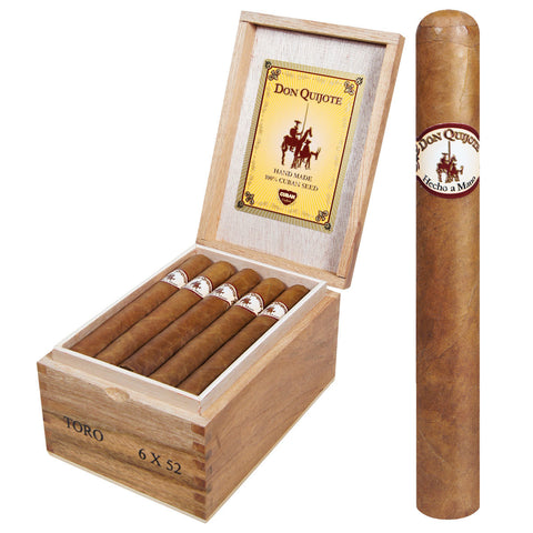Don Quijote Boxes of 20 - Cigar boulevard