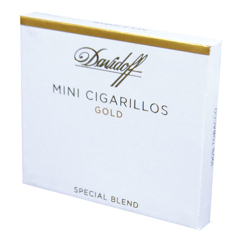 Davidoff Mini Cigarrillos - Cigar boulevard