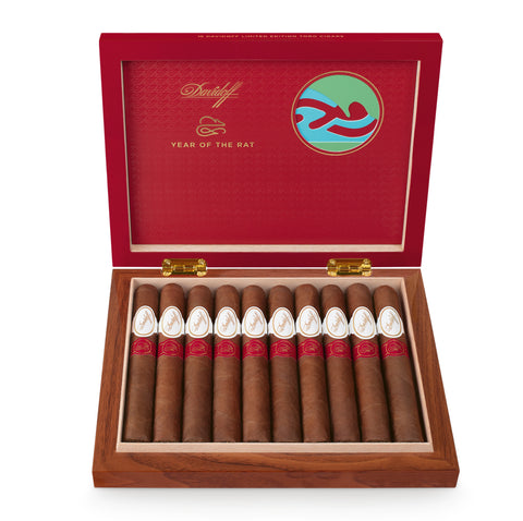 Davidoff LIMITED EDITIONS ¨BOX and SINGLES¨