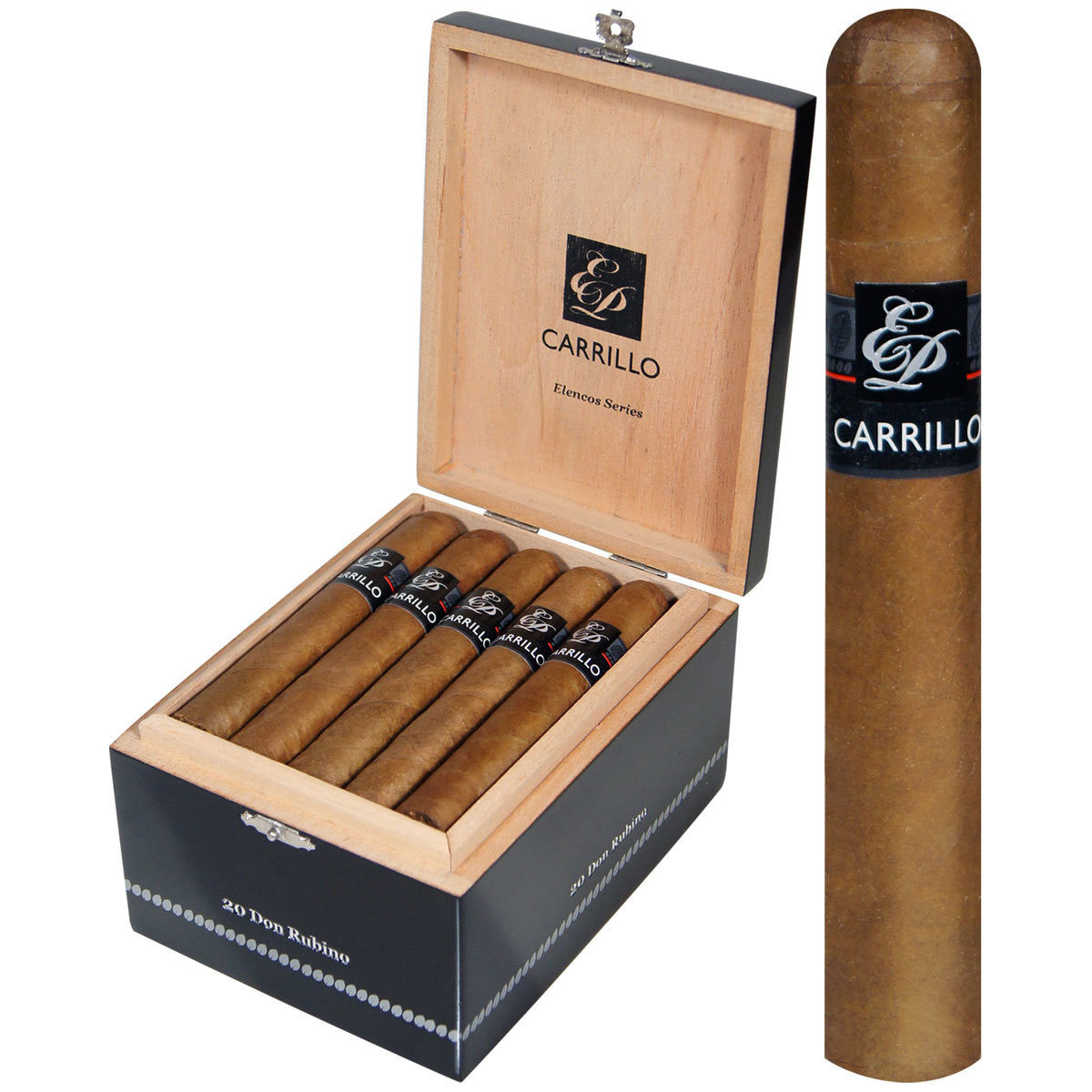 Ernesto Perez Carrillo cigars Box of 20 - Cigar boulevard
