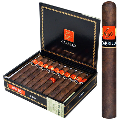 Image of Ernesto Perez Carrillo Core Line Maduro cigars Box of 20 - Cigar boulevard