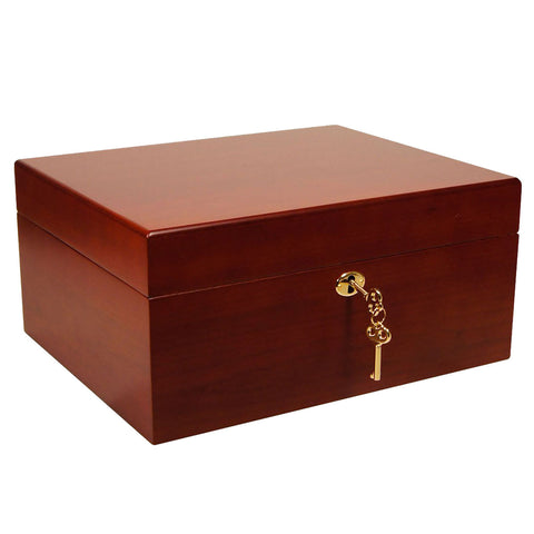 Cigar Humidor Sales Cuban Crafters Especial Maple Humidors Sale for 50 Cigars