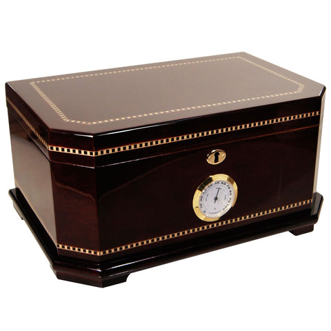 Image of Cuban Crafters Executive Gift Humidors for 150 Cigars - Cigar boulevard
