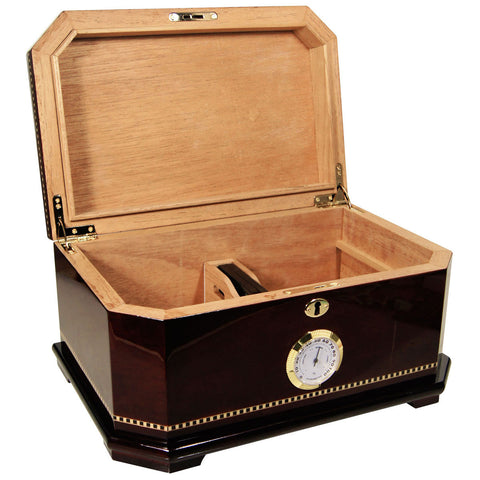 Cuban Crafters Executive Gift Humidors for 150 Cigars - Cigar boulevard
