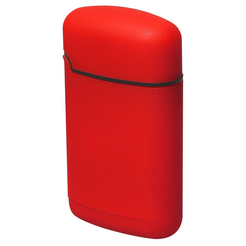 Eagle Single Torch Lighter Red Cigar Torch Single Flame Lighters Refillable