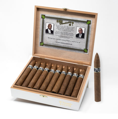 Image of El Duke Hernandez 26 Habano cigars Box of 20 - Cigar boulevard