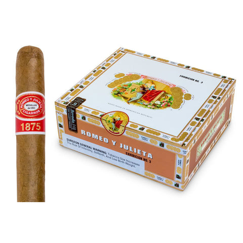 Romeo Y Julieta 1875 Box