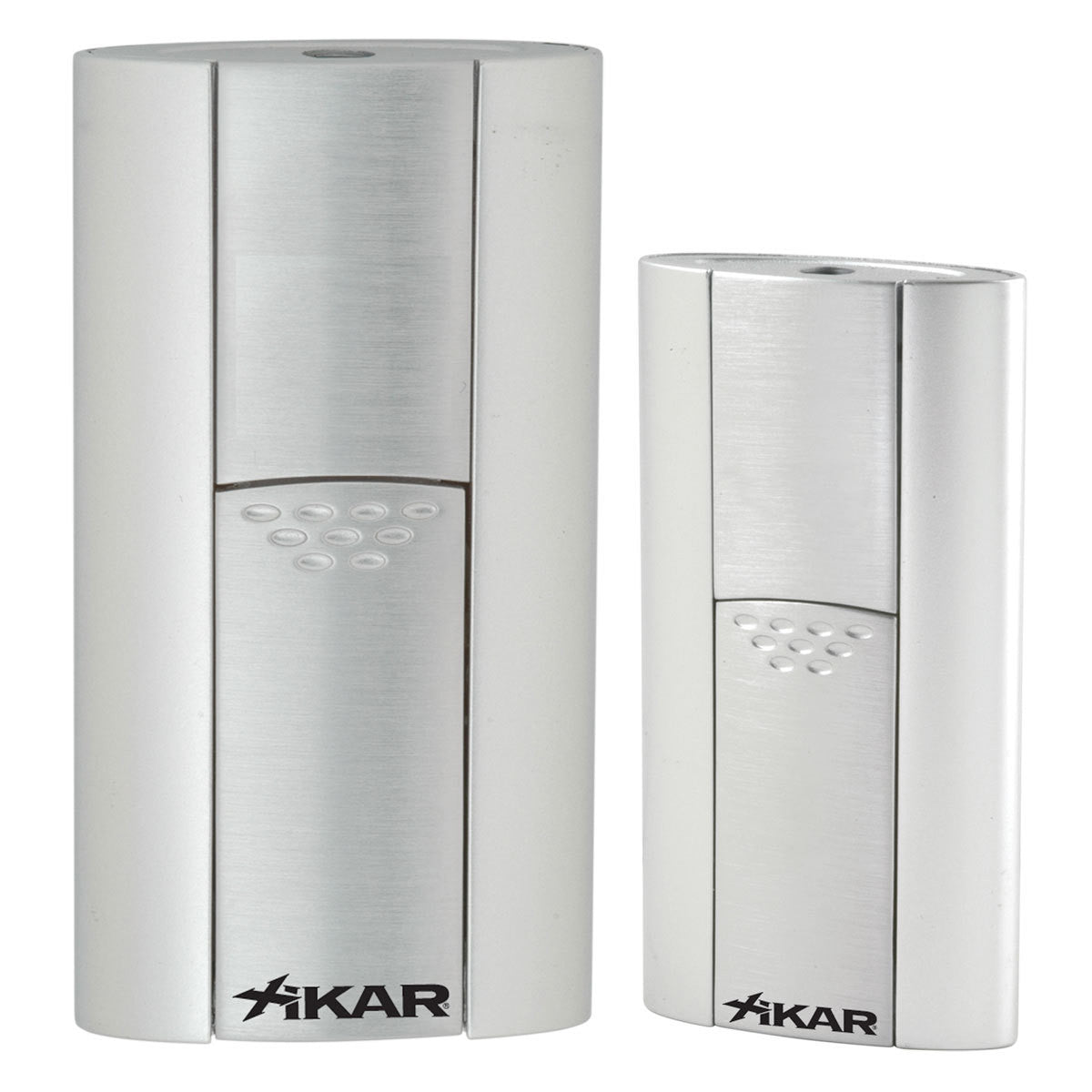 Xikar Flash Lighter Silver