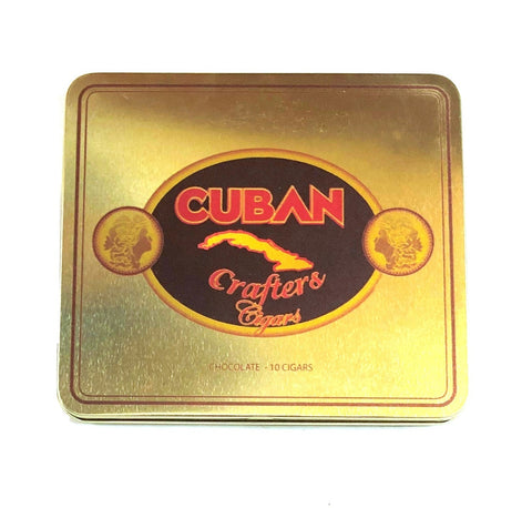 Cuban Crafters cigars Tin of 10 - Cigar boulevard