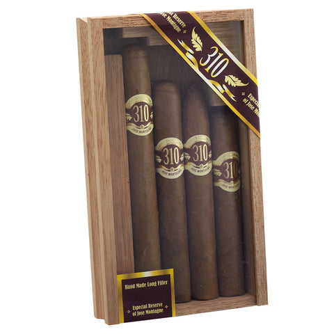 Guantanamera Cigar Sampler 310 - Various Sizes - 4 Cigars in Cedar Box - Cigar boulevard