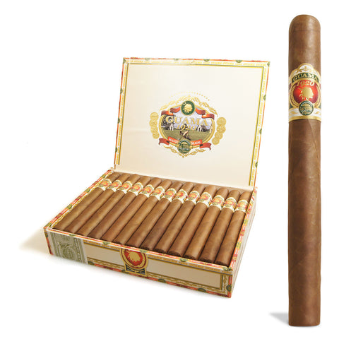 Guama Hand Made Cigars Box of 25 - Cigar boulevard