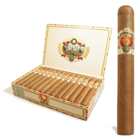 Image of Guama Hand Made Cigars Box of 25 - Cigar boulevard