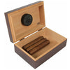 Travel Humidors Mahogany TRAVELER HUMIDORS for 10 Cigars