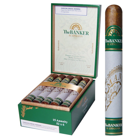 H. Upmann The Banker Box of 15 - Cigar boulevard