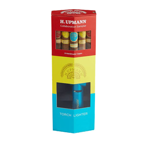 Image of H. Upmann COLLABORATION GIFT SET- Sampler of 9 Cigars