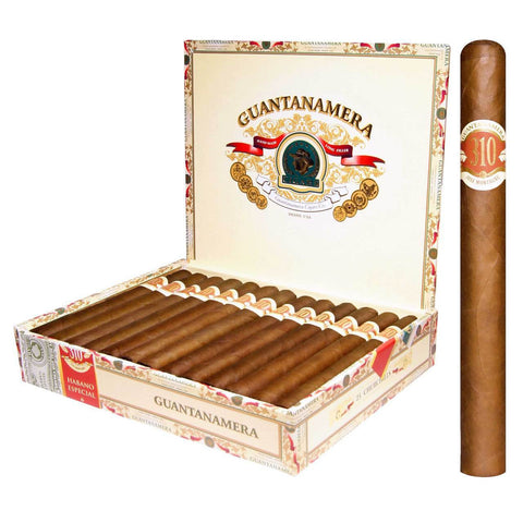 Guantanamera Habano Especial 310 Churchill Cigar 7 X 52 Cuban Style Box of 25 Cigars - Cigar boulevard