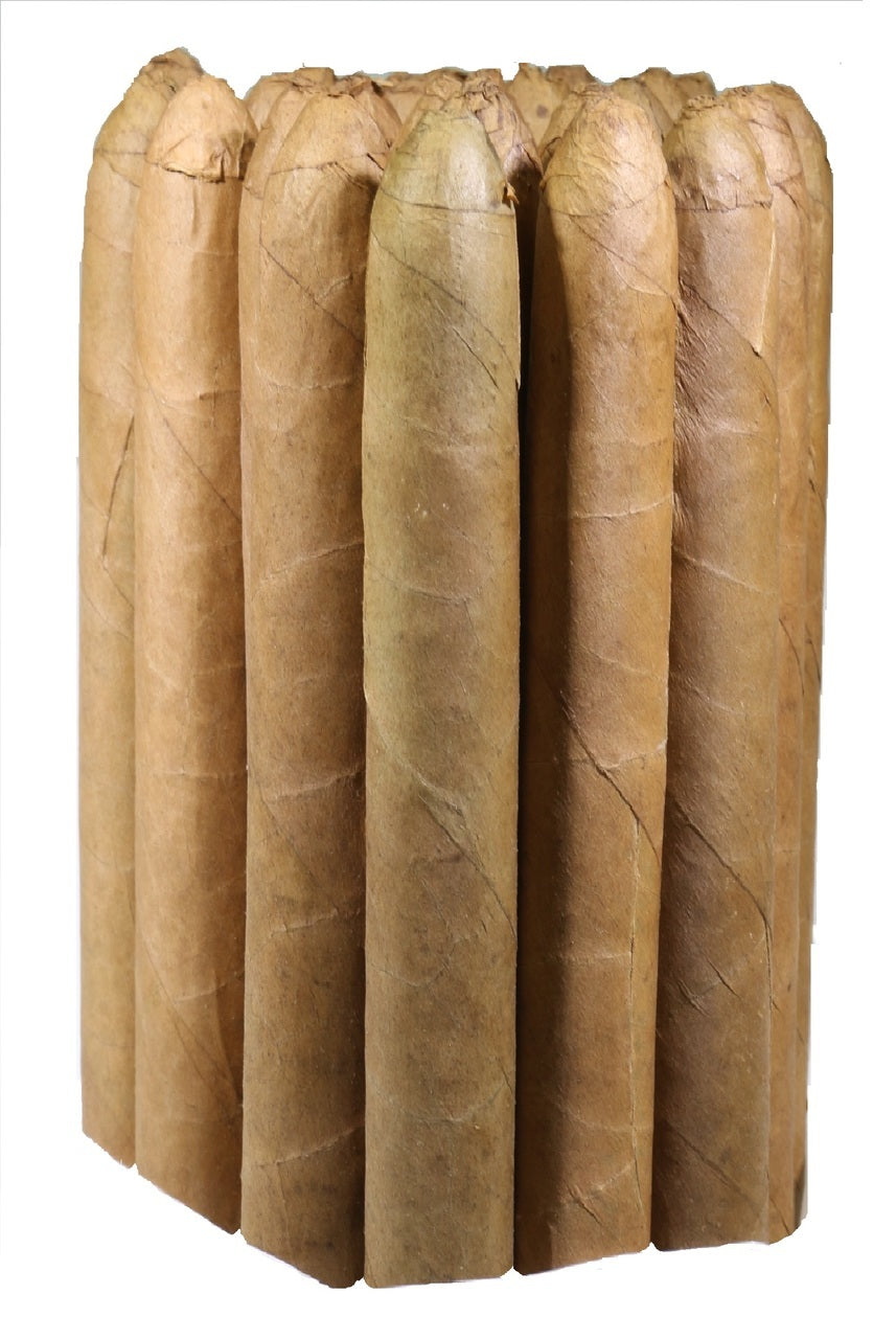 Miami Reroll Mild Torpedo Cigars Fresh From Cigar Rollers Table 5 1/2 X 38 Bundle of 25 - Cigar boulevard