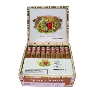 Romeo y Julieta 1875 ¨BOXES and SINGLES¨