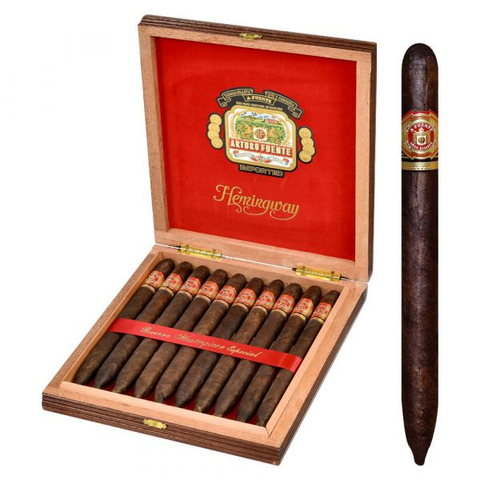 Image of Arturo Fuente HEMINGWAY MADURO ¨BOXES and SINGLES¨