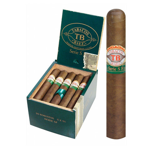 Image of Tabacos Baez Serie SF ¨BOXES¨