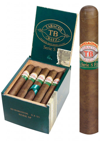 Tabacos Baez Serie SF Cigars Box of 20