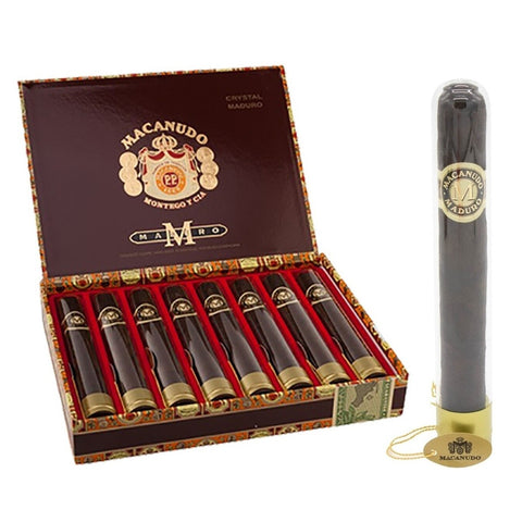 Image of Macanudo MADURO ¨BOX and SINGLE¨