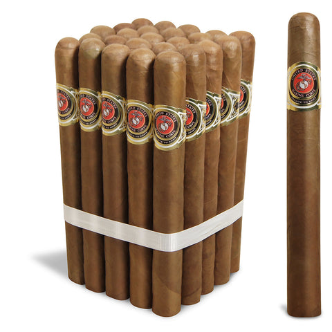 Salute To Arms Marine Corps Military cigars - Cigar boulevard