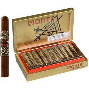 MONTE by Montecristo by AJ Fernandez ¨BOXES and SINGLES¨