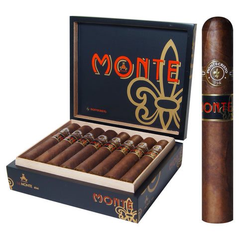 Image of Monte by Montecristo - Cigar boulevard