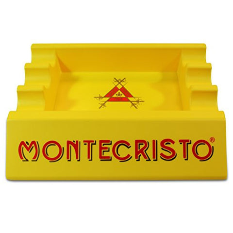 Montecristo  Indoor and Outdoor Large Ashtray for Cigars - Cigar boulevard