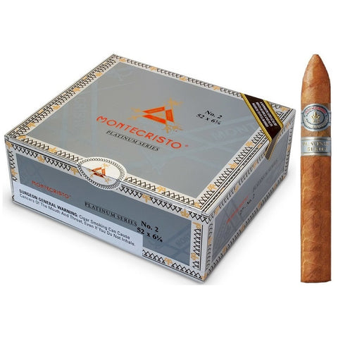 Image of Montecristo PLATINUM SERIES ¨BOXES and SINGLES¨