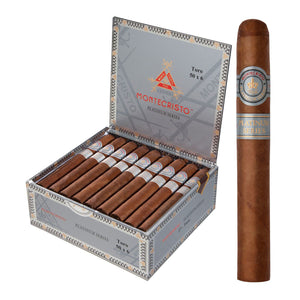 Montecristo PLATINUM SERIES ¨BOXES and SINGLES¨
