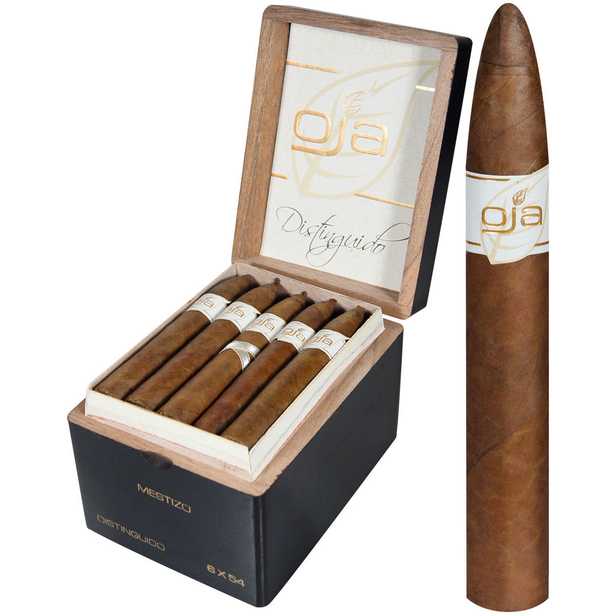 Oja Mestizo Cigars Box of 20 - Cigar boulevard