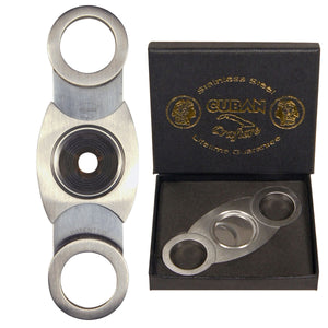 Cuban Crafters Perfect Cutters Cigar Cutter Cuts the Exact Amount All Ring Gauges - Cigar boulevard