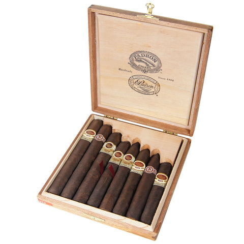 Padron Maduro Cigars Sampler Box of 8