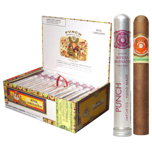 Punch Royal Coronation Corona Cigars - Cigar boulevard