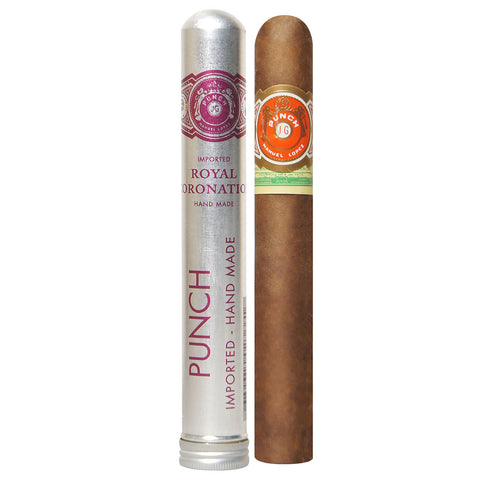 Image of Punch Royal Coronation Corona Cigars - Cigar boulevard