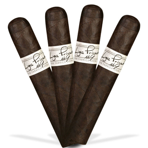Liga Privada No. 9 Pack of 4 - Cigar boulevard